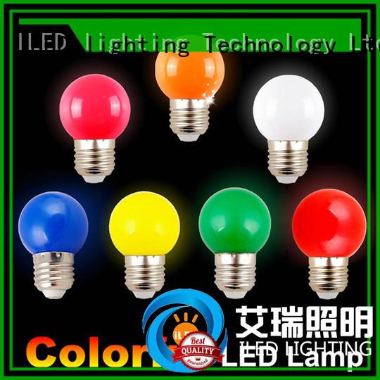 ILED best led light bulbs manufacturer for decor