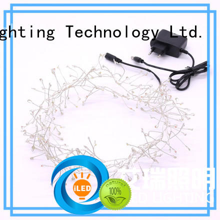 dimmable fairy lights adaptor plug customized for bedroom