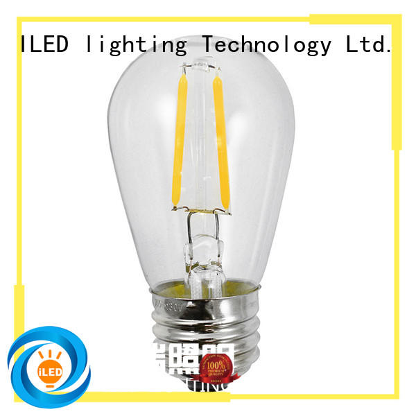 ILED dimmable led light bulbs series for indoor