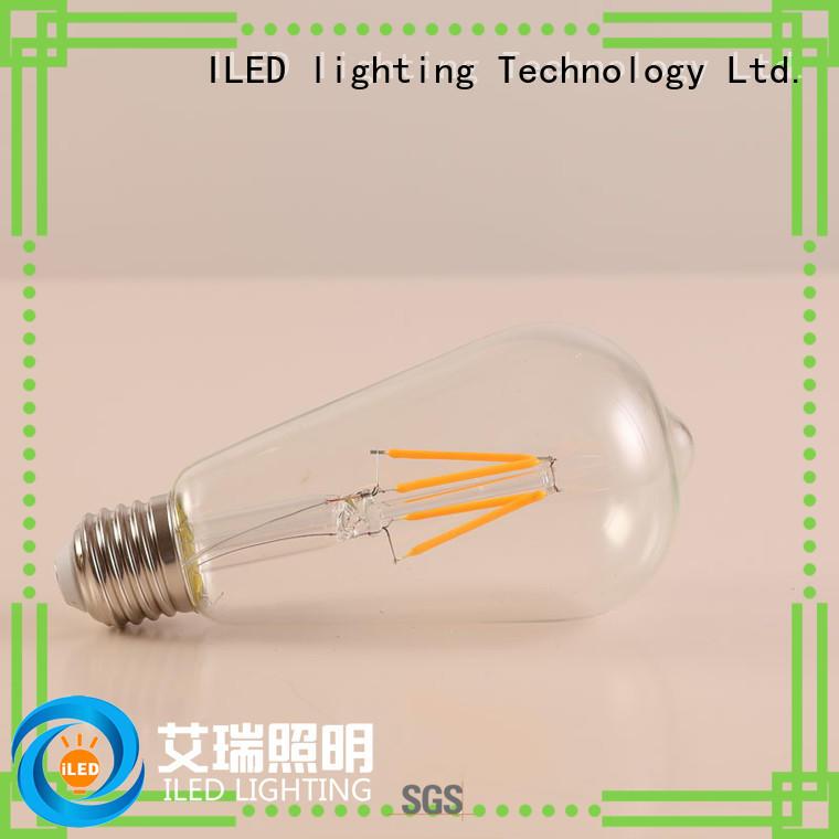 ILED energy saving light bulbs series for indoor