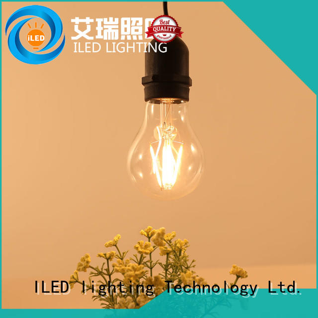 wedding decor dimmable led light bulbs clear ILED Brand company