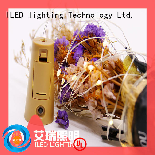 operated battery operated wire lights lamp for indoor