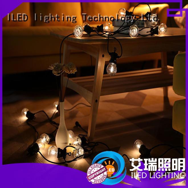 novel led cafe string lights manufacturer for outdoor