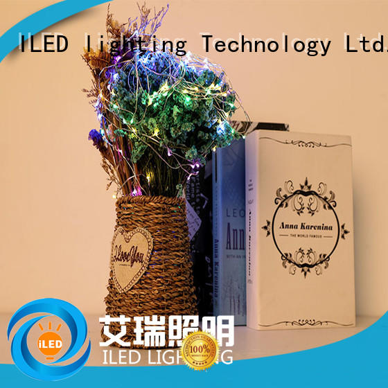battery battery operated string lights outdoor ILED