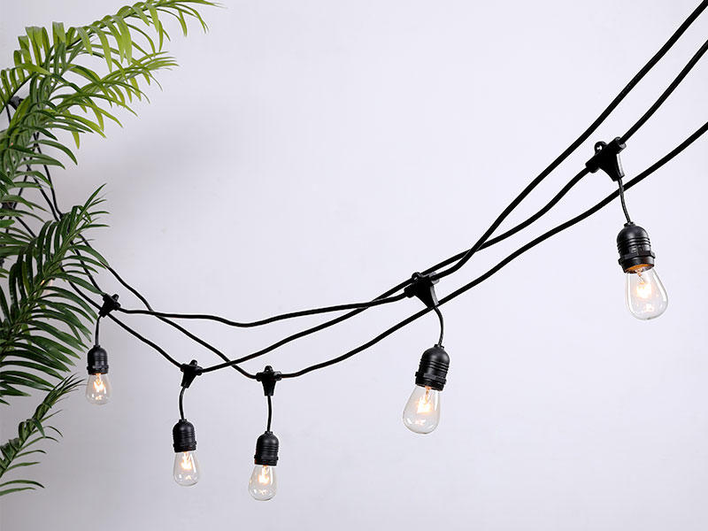 backyard string lights lamp for garden ILED