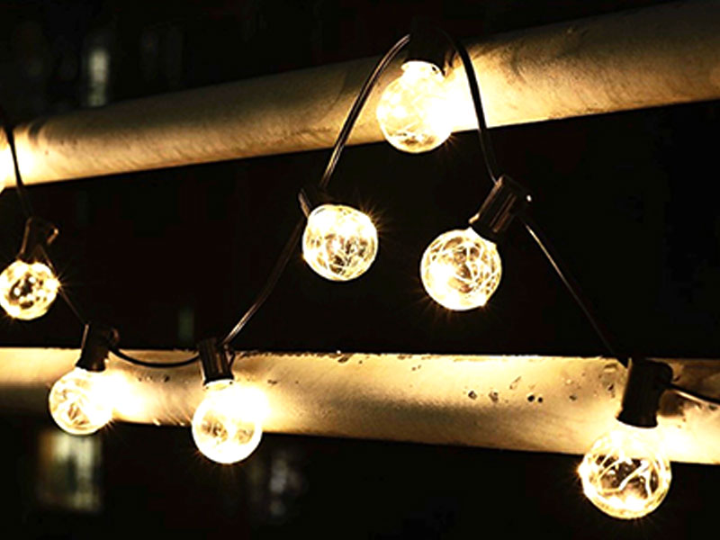 ILED commercial festoon string lights manufacturer for indoor-2