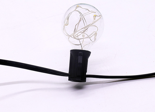 ILED commercial festoon string lights manufacturer for indoor-6