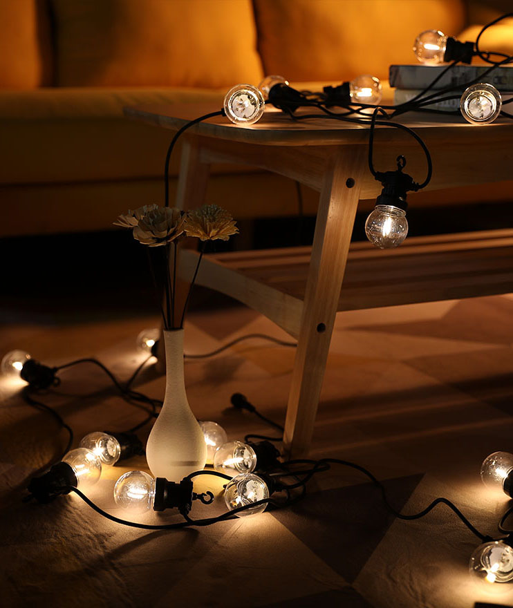 low voltage coloured festoon lights design for christmas-3