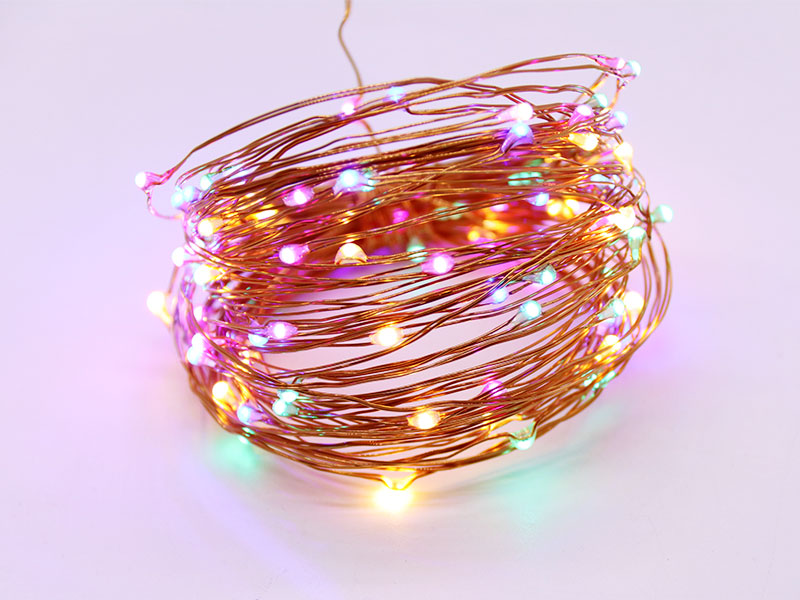 5v led copper string lights design for christmas-2