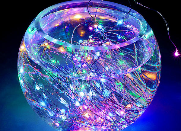 novel copper wire christmas lights supplier for christmas