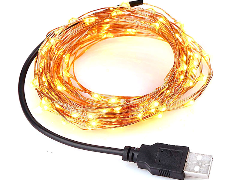 ILED durable usb copper wire lights supplier for christmas-2