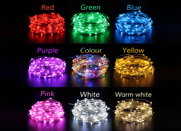 ILED durable usb copper wire lights supplier for christmas-7
