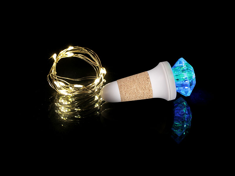 novel copper christmas lights manufacturer for wedding-2