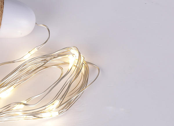 ILED copper christmas lights manufacturer for christmas