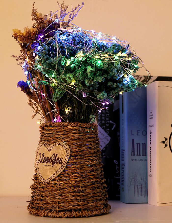 ILED battery operated fairy lights lamp for decoration