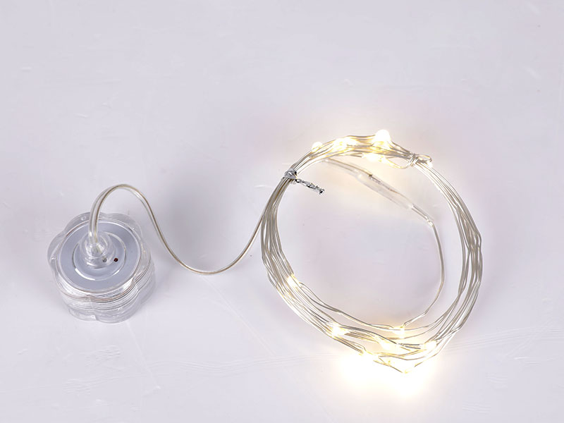 ILED starry battery wire lights lamp for indoor-1