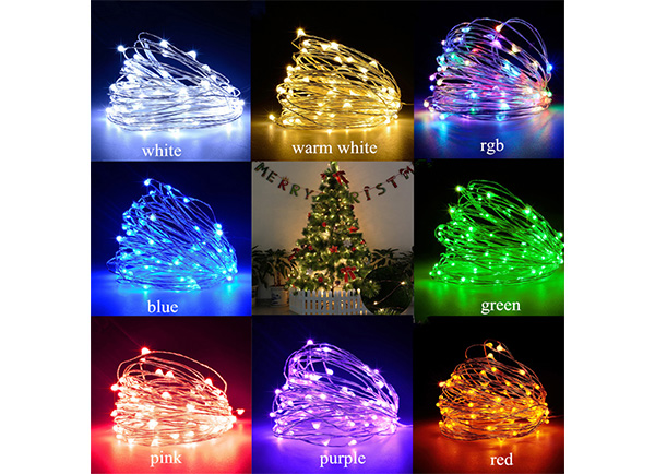 ILED starry battery operated fairy lights personalized for decoration-6