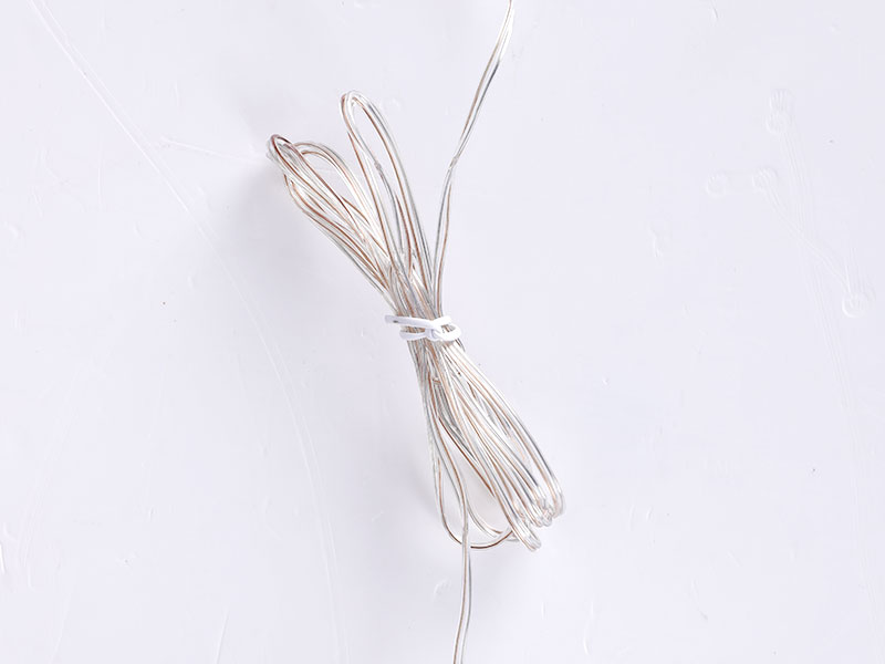 ILED white solar copper wire string lights manufacturer for household-7