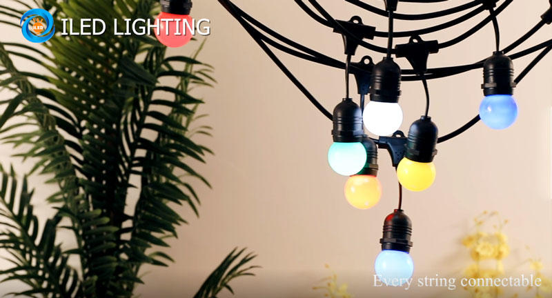 Festoon string light Waterproof
