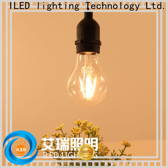 ILED dimmable led light bulbs manufacturer for decor