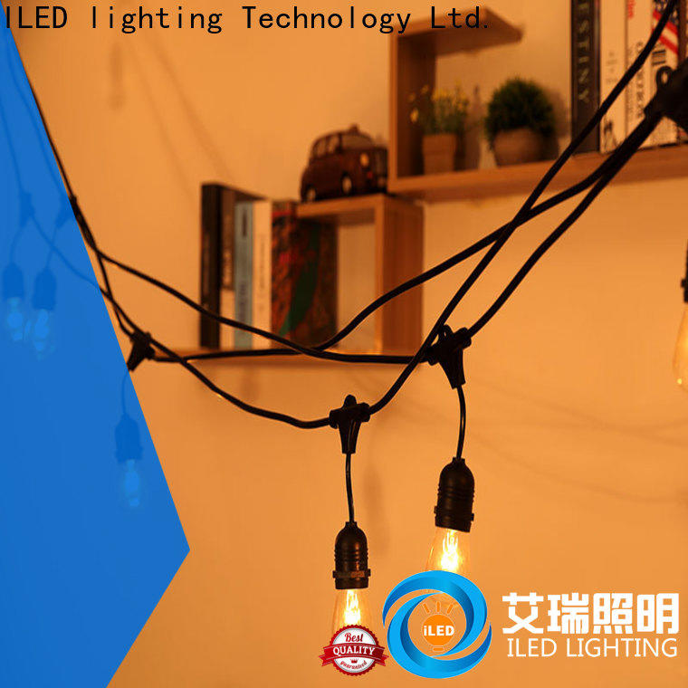 waterproof backyard string lights manufacturer for wedding
