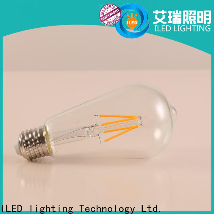 ILED clear best led light bulbs supplier for wedding