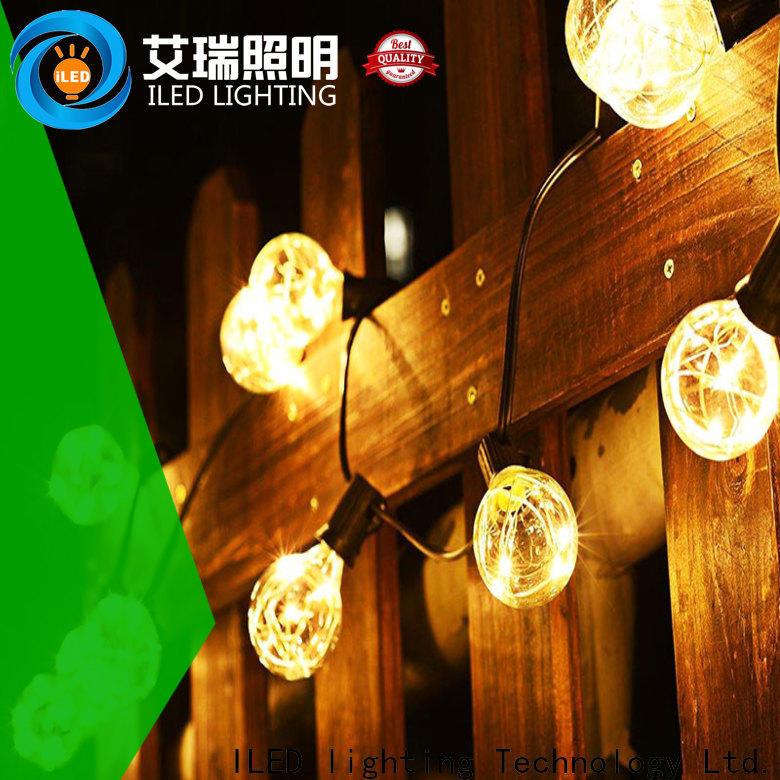 warm festoon lights wedding manufacturer for wedding