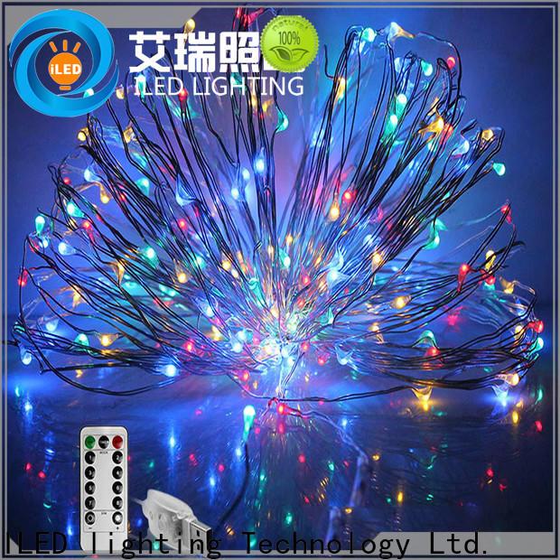 environmental copper christmas lights manufacturer for decoration