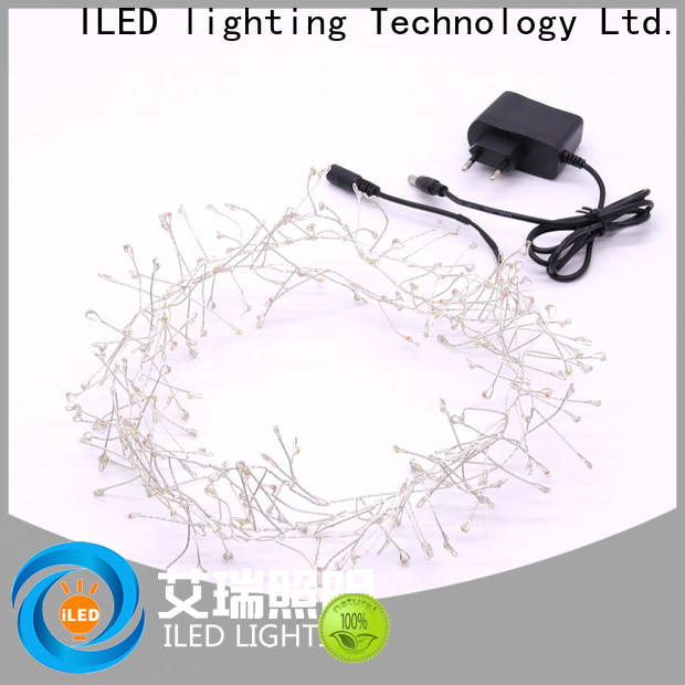 white plug in wire fairy lights manufacturer for bedroom