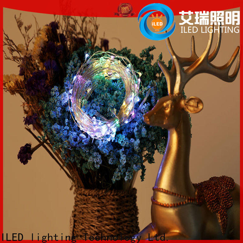 10m copper wire christmas lights manufacturer for christmas