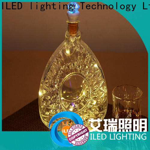 ILED novel copper wire fairy lights supplier for wedding