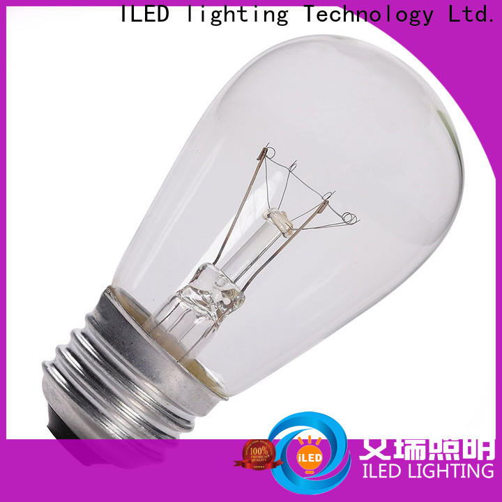 11w edison lamp manufacturer for cafe