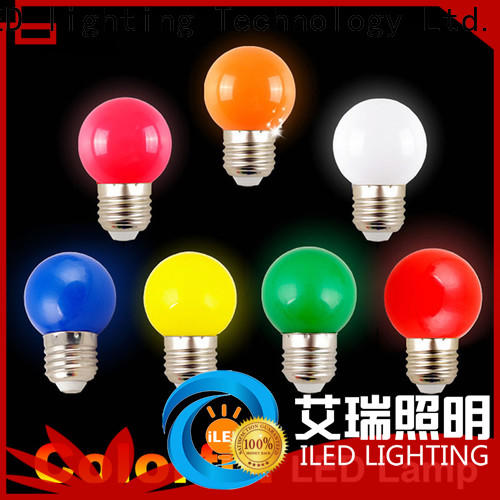 ILED festival dimmable led light bulbs design for party