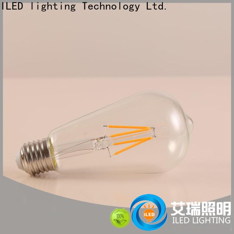 ILED 2700k energy saving light bulbs supplier for wedding