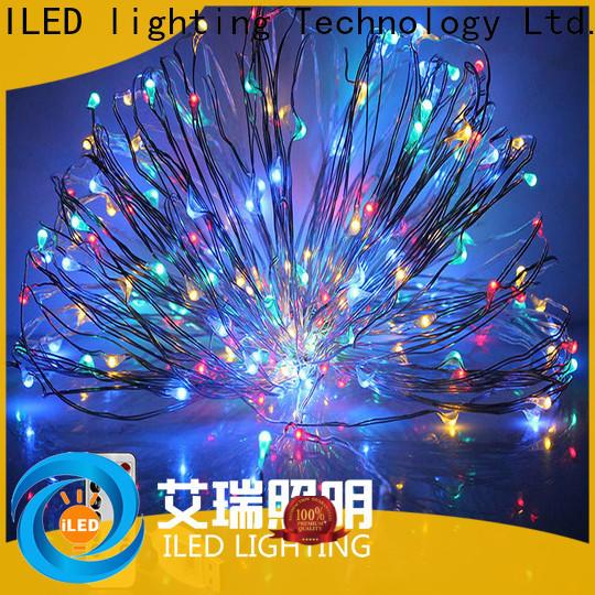 remote copper christmas lights manufacturer for decoration