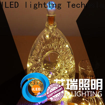 ILED 10m led copper string lights supplier for party