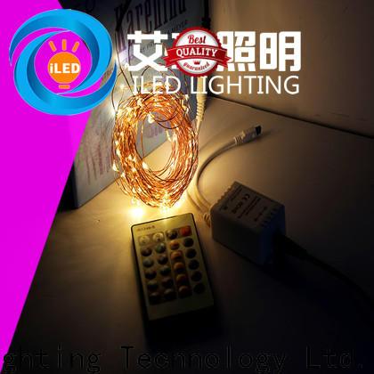 white fairy lights adaptor plug customized for household