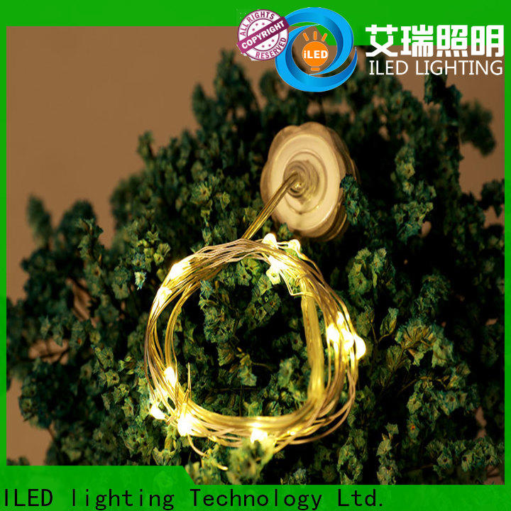 starry battery powered fairy lights supplier for decoration