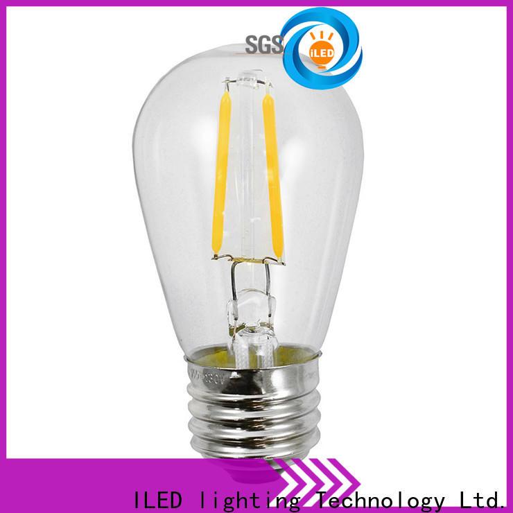 ILED energy saving light bulbs supplier for wedding