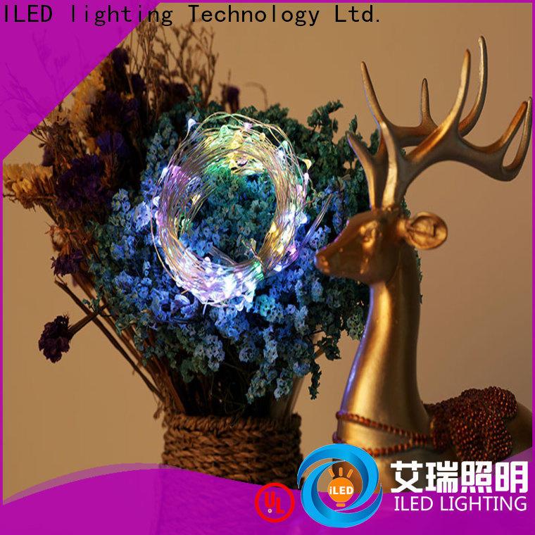ILED 10m led wire string lights manufacturer for decoration
