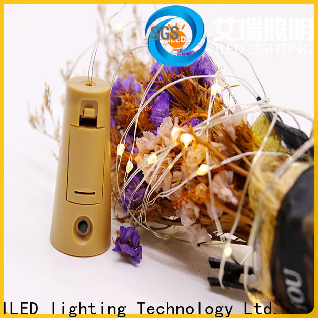 ILED starry battery christmas lights manufacturer for wedding