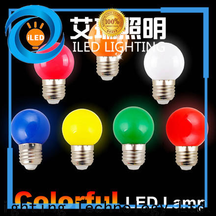 ILED 2w dimmable led light bulbs manufacturer for indoor