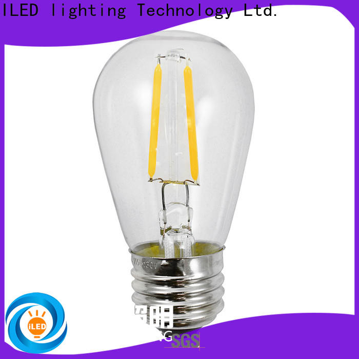 ILED 4w dimmable led light bulbs supplier for party