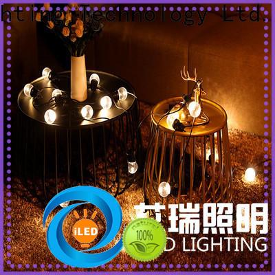 ILED festoon commercial string lights supplier for christmas