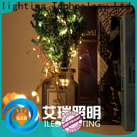 ILED 10m usb copper wire lights series for decoration