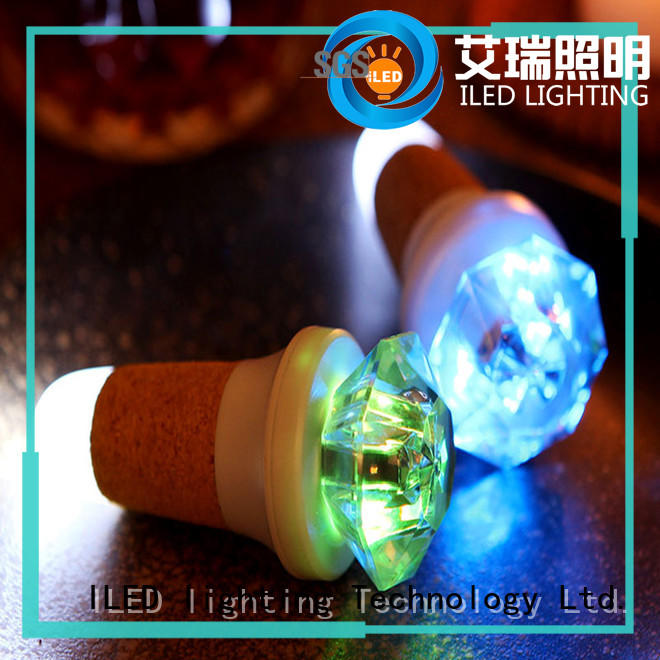 ILED novel led wire string lights manufacturer for party