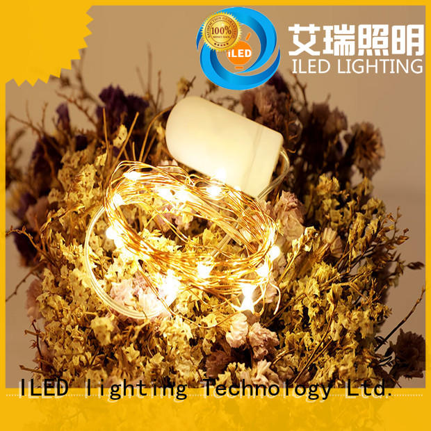 battery operated outdoor christmas lights lamp for wedding