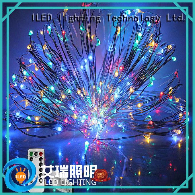 novel copper christmas lights manufacturer for decoration