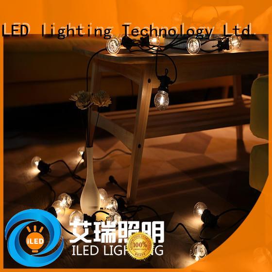 ILED festoon lights wedding supplier for indoor
