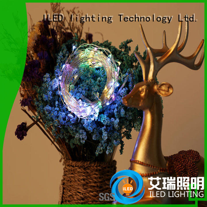 novel usb copper wire lights supplier for wedding